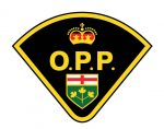 The logo for the Ontario Provincial Police